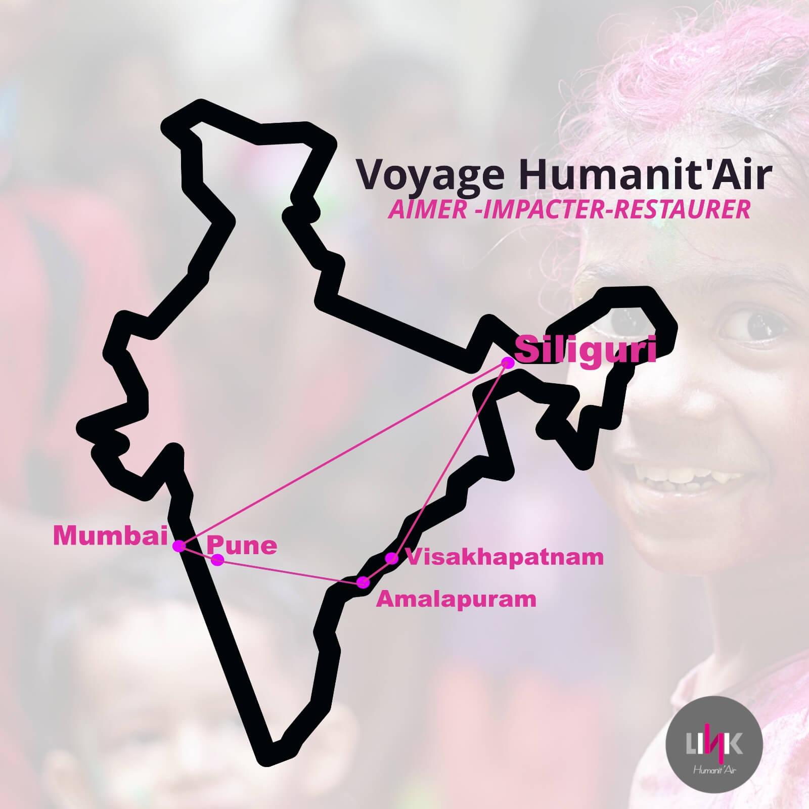 Voyage humanitaire